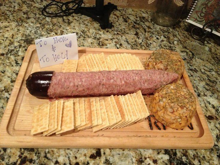Bachelorette Party Food Ideas  Bachelorette Party Appetizers Salami 736×552 pixels