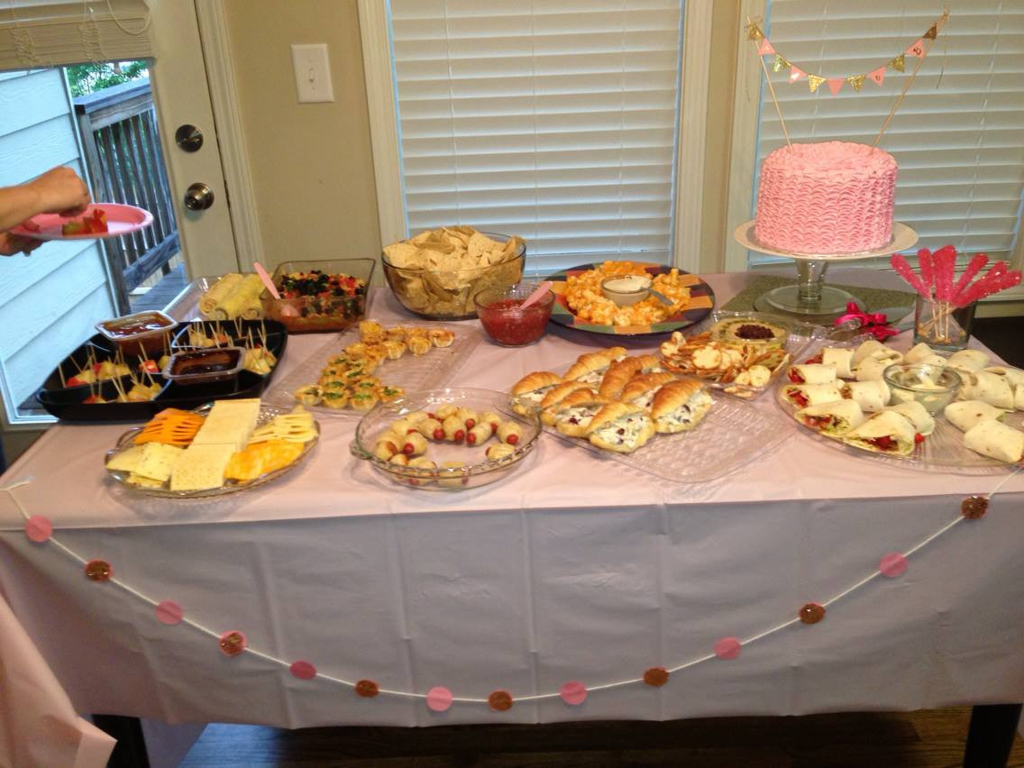 Bachelorette Party Food Ideas  My Blossoming Bud My Bachelorette Party Bridal Shower