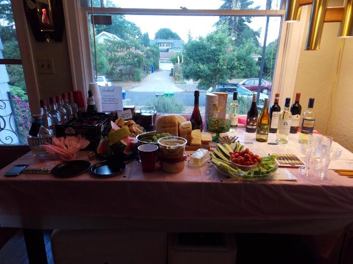 Bachelorette Party Food Ideas  Bachelorette Party Food Ideas Blog My Wedding