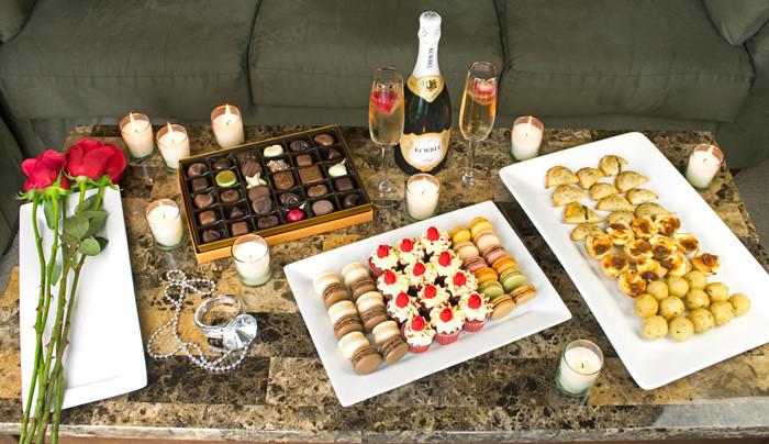 Bachelorette Party Food Ideas  Bachelorette Viewing Party Ideas