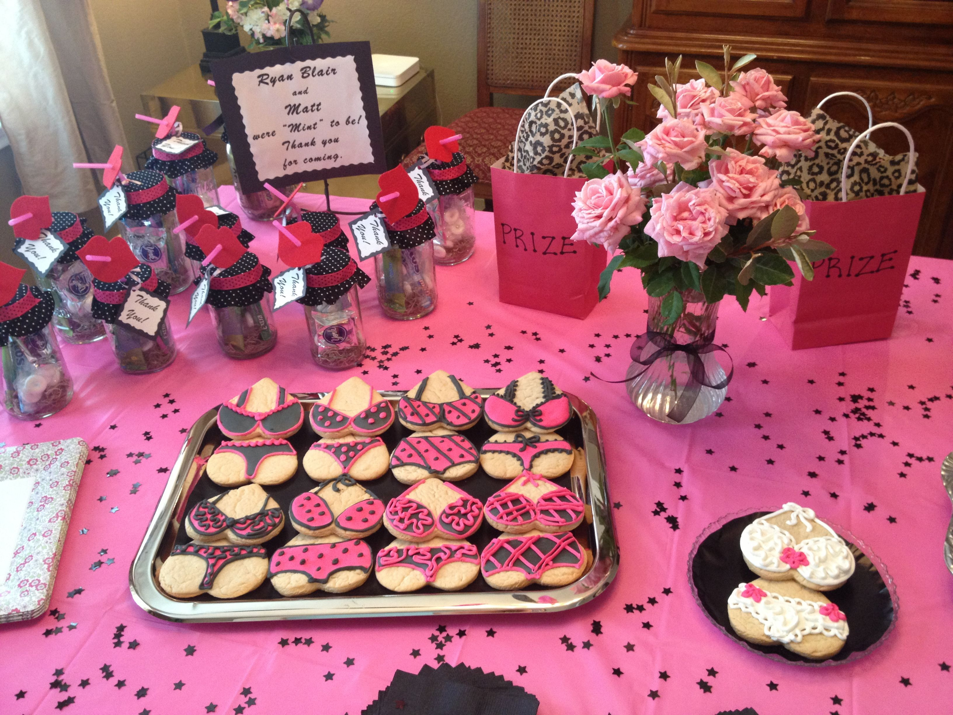 Bachelorette Party Food Ideas  Bachelorette party treats Wedding Pinterest