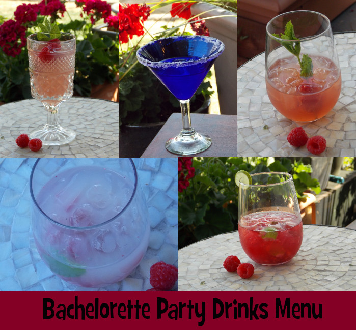 Bachelorette Party Food Ideas  Best 25 Bachelorette party drinks ideas on Pinterest