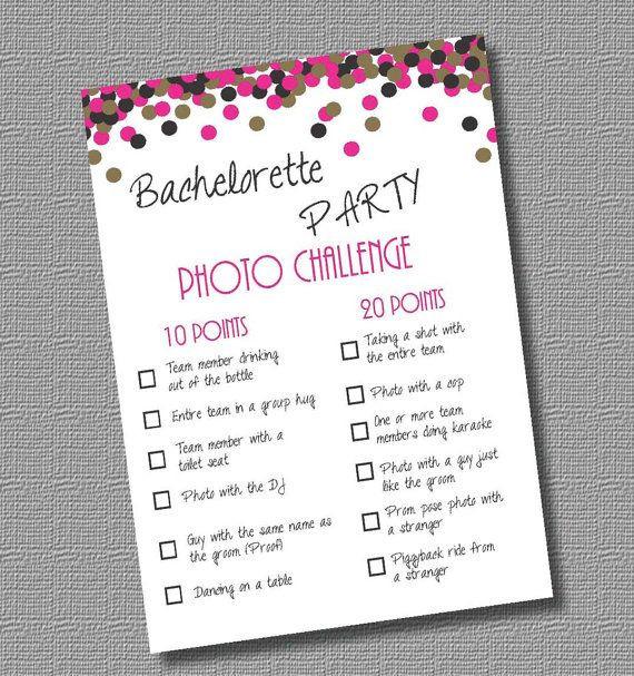 Bachelorette Party Game Ideas  Last Fling Before The Ring – Bachelorette Party Ideas