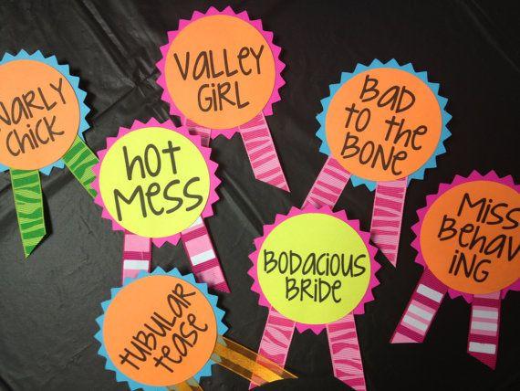 Bachelorette Party Names Ideas  17 Best ideas about 80s Bachelorette Parties on Pinterest