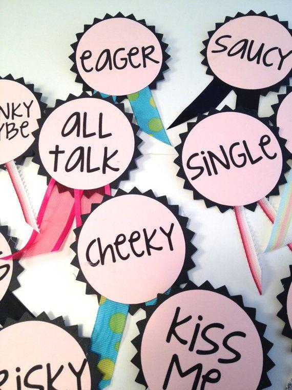Bachelorette Party Names Ideas  25 best ideas about Bachelorette party sash on Pinterest