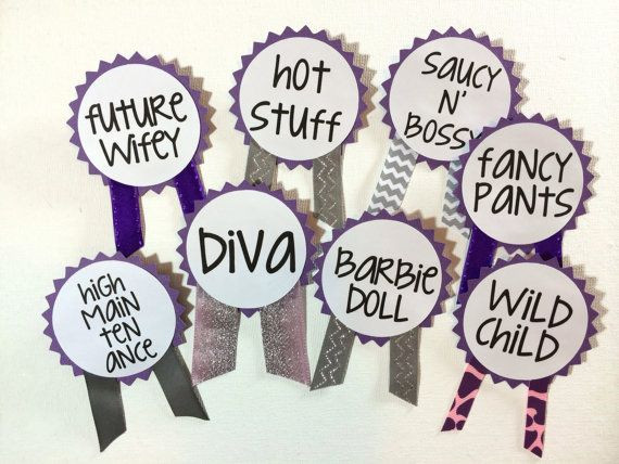Bachelorette Party Names Ideas  14 best images about hens Party ideas on Pinterest