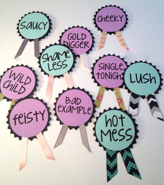 Bachelorette Party Names Ideas  Best 25 Funny bachelorette ideas ideas on Pinterest