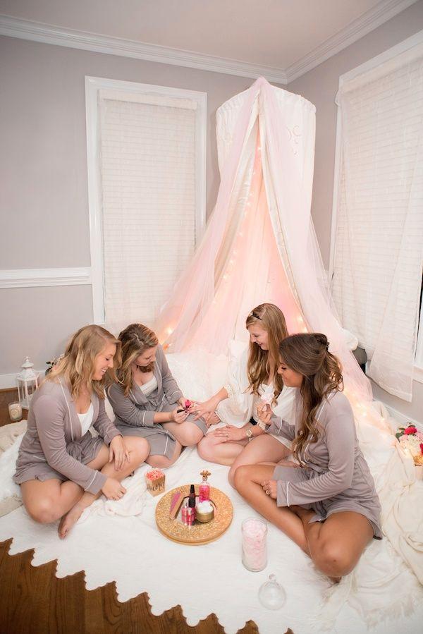 Bachelorette Slumber Party Ideas  A Fun & Festive Bachelorette Party Sleepover