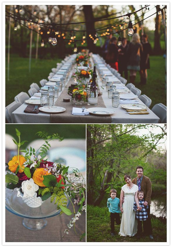 Backyard 40Th Birthday Party Ideas  84 best images about 40th Birthday Planning when it
