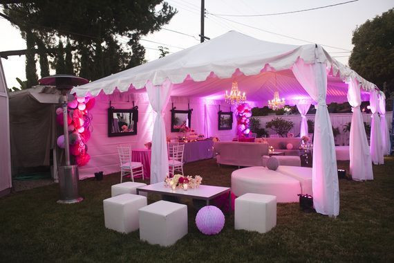Backyard 50Th Birthday Party Ideas  Outside Theme Sabrina s 30th