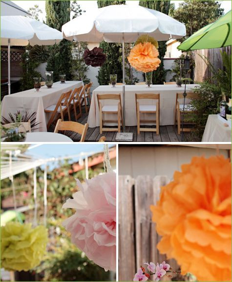 Backyard 50Th Birthday Party Ideas  Best 25 Backyard birthday parties ideas on Pinterest