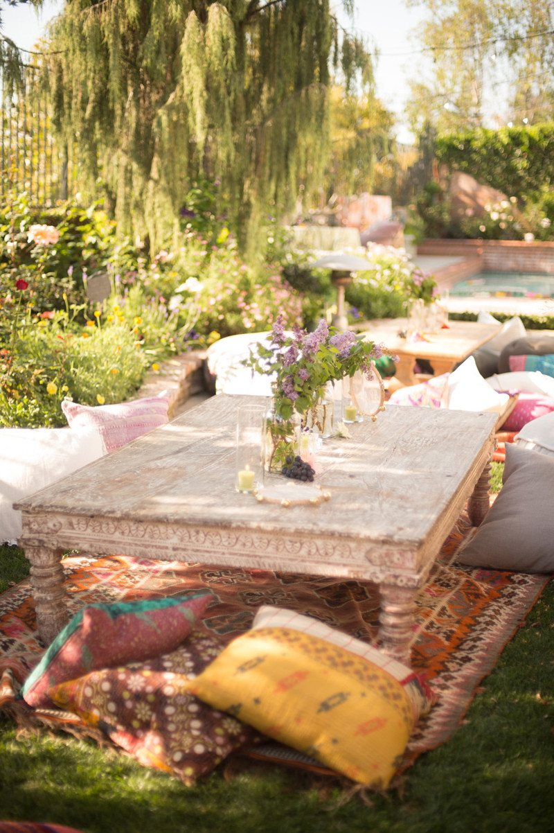 Backyard 60Th Birthday Party Ideas  Groovy & HIP Backyard Bash 60th Birthday  Hostess