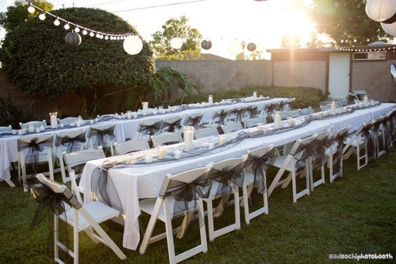 Backyard 60Th Birthday Party Ideas  Beautiful Backyard 60th Birthday Party