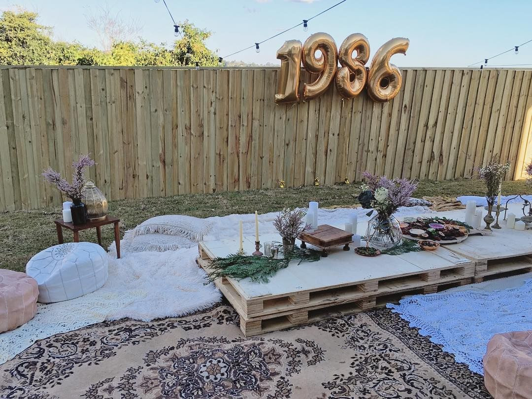 Backyard 60Th Birthday Party Ideas  Pin by Megan Verwey on Party ideas in 2019