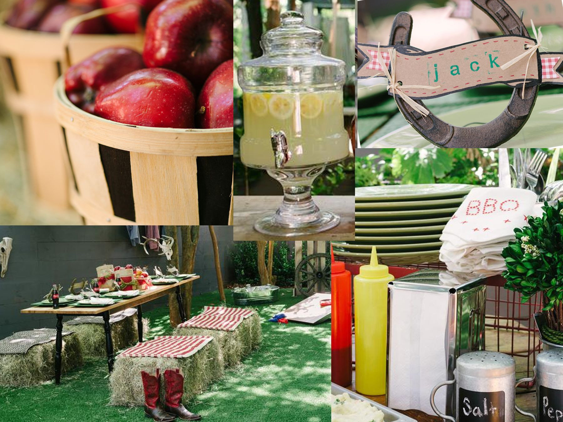 Backyard Bbq Party Decorating Ideas  Pin by DIY Network on DIY Parties