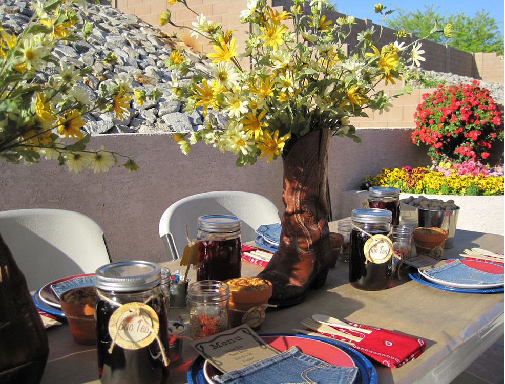Backyard Bbq Party Ideas  Link Party Show f No 3
