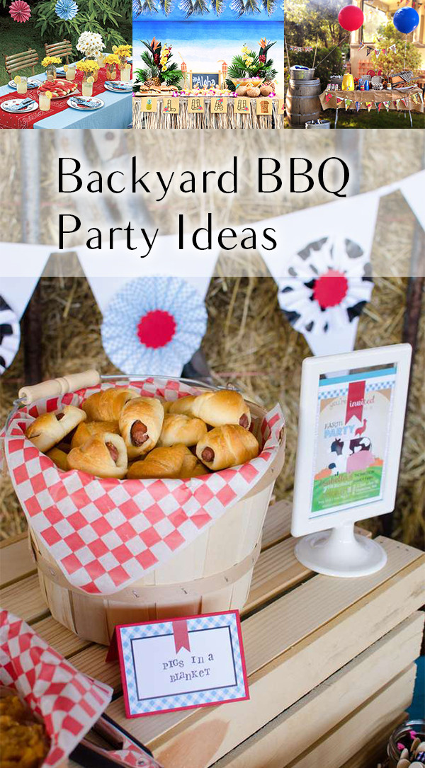 Backyard Bbq Party Ideas  Backyard BBQ Party Ideas