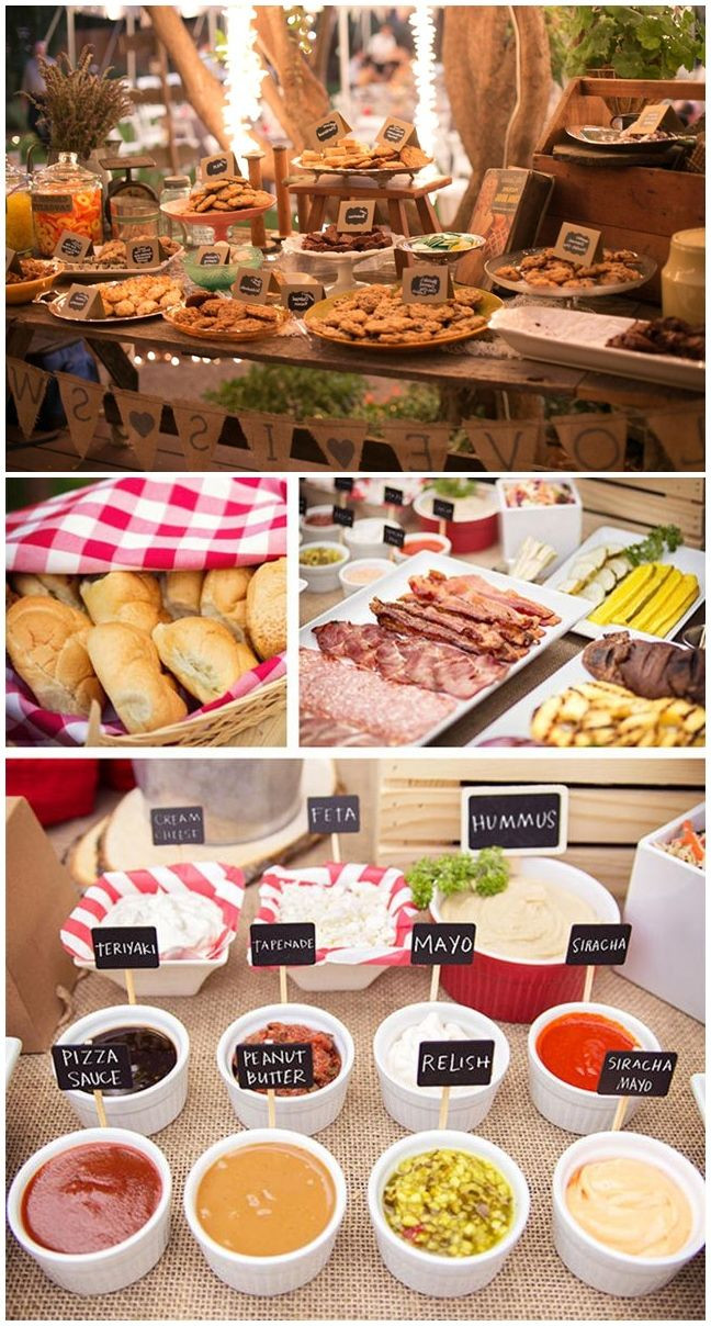Backyard Bbq Party Ideas  Backyard BBQ Party Menu Ideas … halloween foods