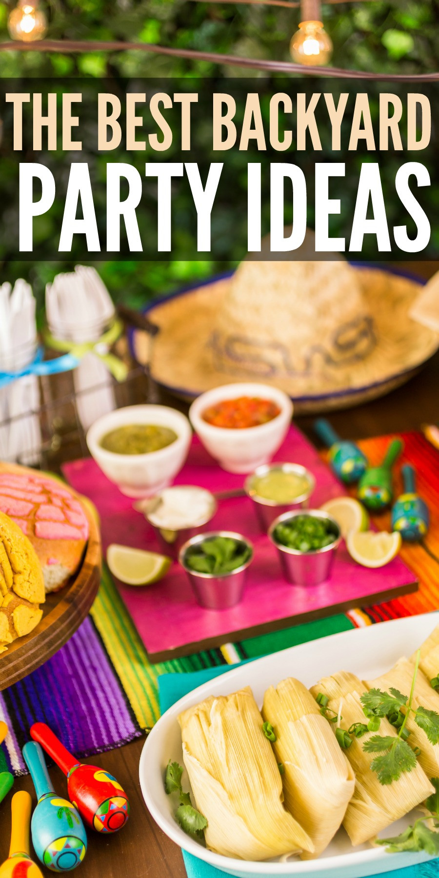 Backyard Bbq Party Ideas  Backyard BBQ Themes for the Ultimate BBQ Party With Food