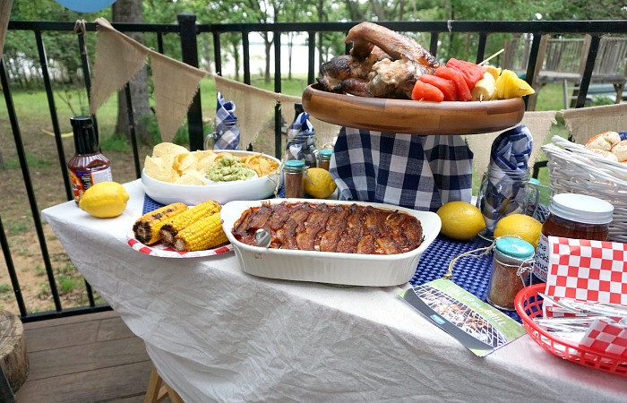 Backyard Bbq Party Ideas  How to Throw a Backyard BBQ Party To her Fast & a