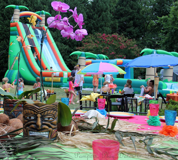 Backyard Birthday Party Ideas Sweet 16  Backyard sweet 16 party ideas
