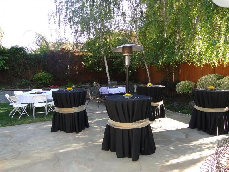 Backyard College Graduation Party Ideas  Design of Graduation Backyard Party Ideas Garden