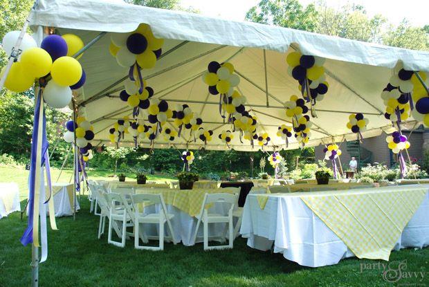Backyard College Graduation Party Ideas  Outdoor Graduation Parties on Pinterest