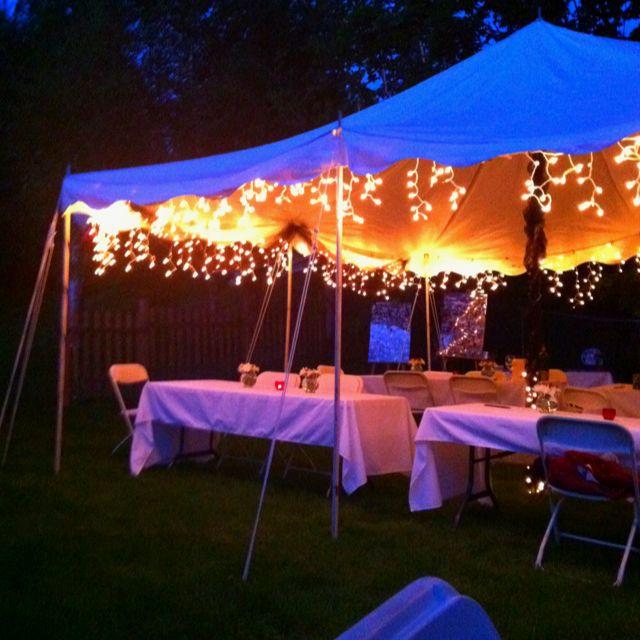 Backyard College Graduation Party Ideas  Best 25 Outdoor graduation parties ideas on Pinterest