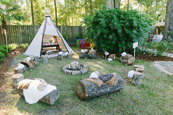 Backyard Kid Party Ideas  10 Kids Backyard Party Ideas Tinyme Blog