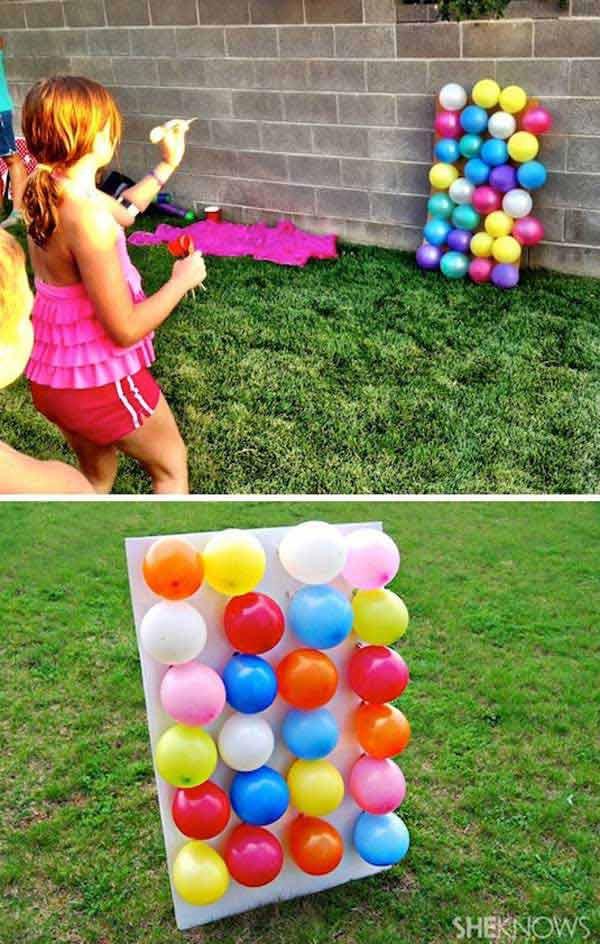 Backyard Kid Party Ideas  Top 34 Fun DIY Backyard Games and Activities