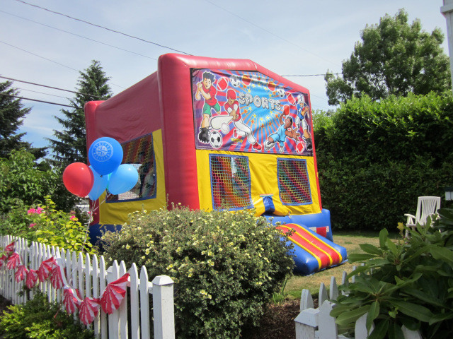 Backyard Kid Party Ideas  Best Birthday Party Rentals for Seattle Kids