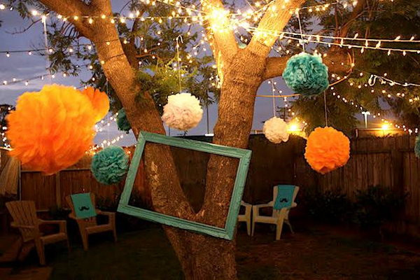 Backyard Party Decor Ideas  25 Creative Summer Party Ideas Hative