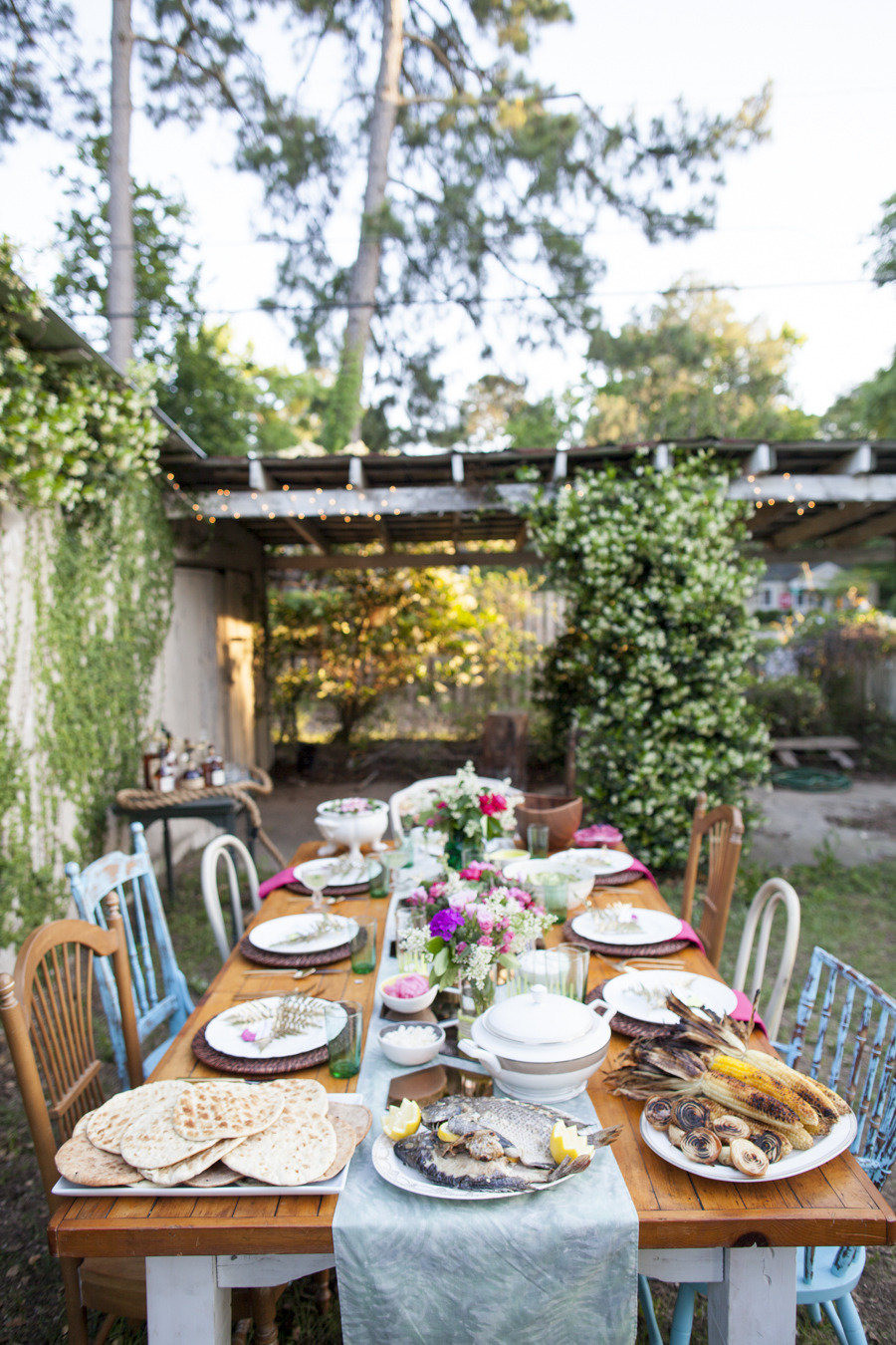 Backyard Party Decor Ideas  50 Outdoor Party Ideas You Should Try Out This Summer