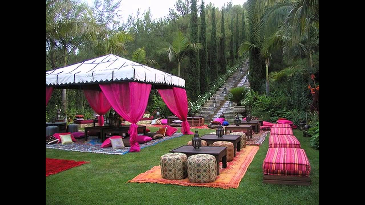 Backyard Party Decor Ideas  Fascinating Outdoor birthday party decorations ideas