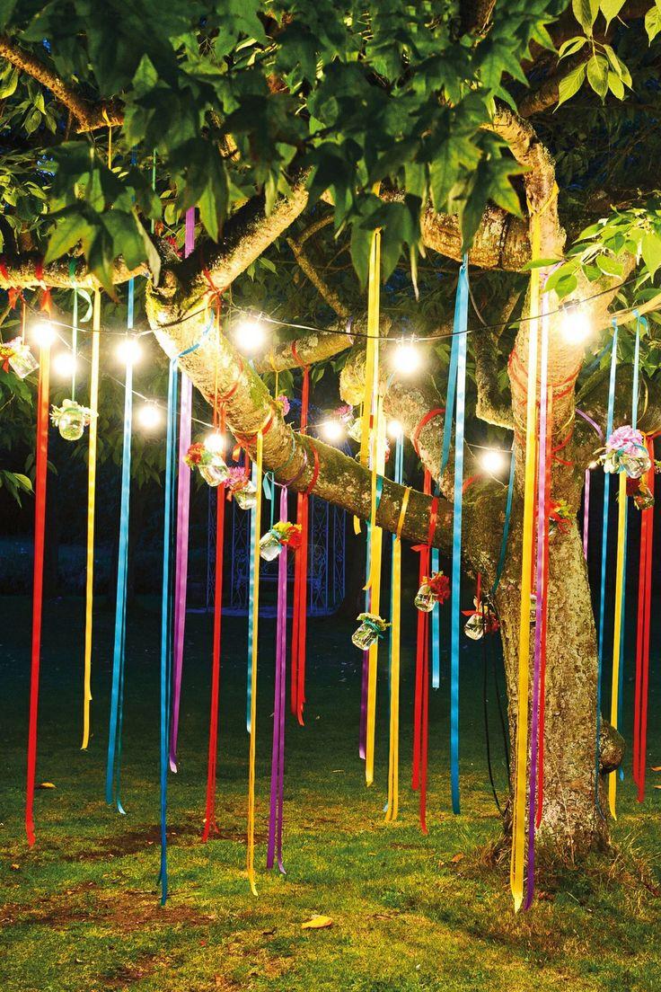 Backyard Party Decorating Ideas Pinterest  Fun Outdoor Birthday Party Décor Ideas