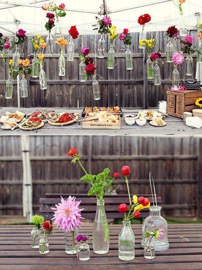 Backyard Party Decorating Ideas Pinterest  25 Best Ideas about Summer Party Decorations on Pinterest