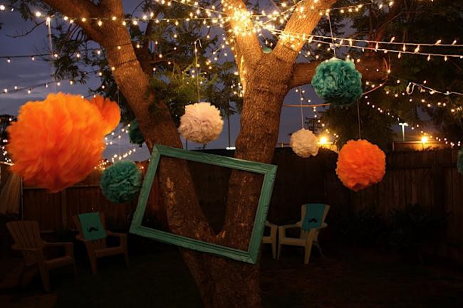 Backyard Party Decoration Ideas For Adults  20 Boy Baby Shower Decoration Ideas Spaceships and Laser