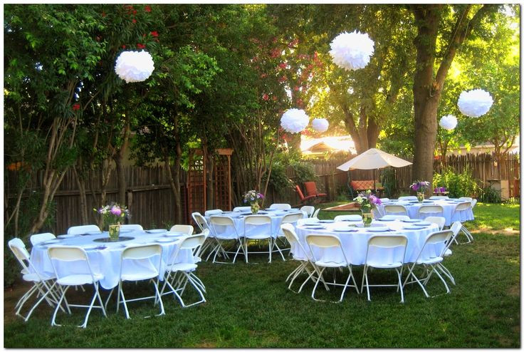 Backyard Party Decoration Ideas For Adults  303 best 2018 Graduation Party Decorations & Ideas images