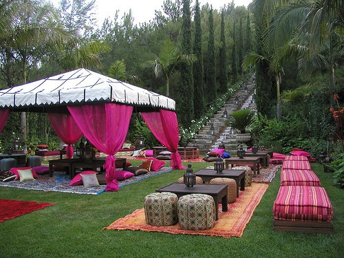 Backyard Party Decoration Ideas For Adults  Birthday Decoration Ideas