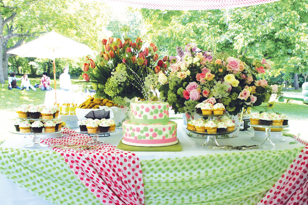 Backyard Party Decoration Ideas For Adults  Backyard Birthday Party