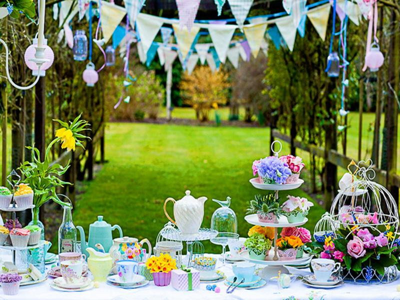 Backyard Party Decoration Ideas For Adults  Birthday party decoration ideas