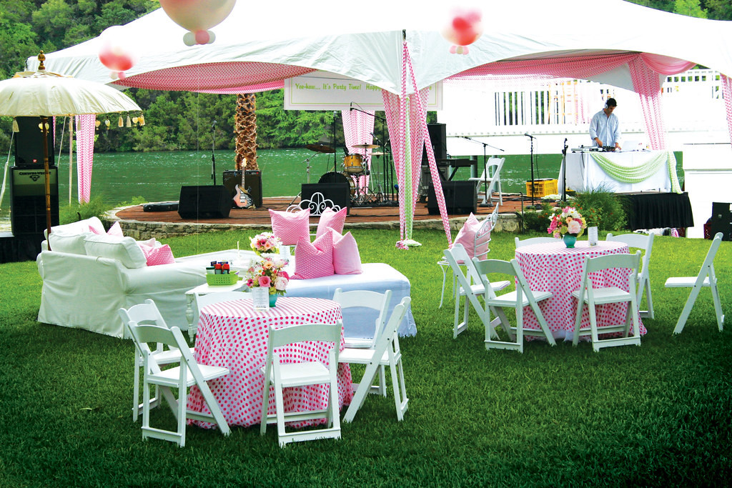 Backyard Party Design Ideas  Backyard Party
