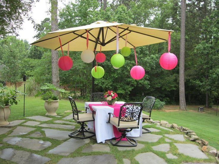 Backyard Party Ideas For Graduation  High School Graduation Party Ideas backyard party