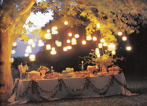 Backyard Party Ideas For Graduation  Graduation Decoration Themes and Ideas