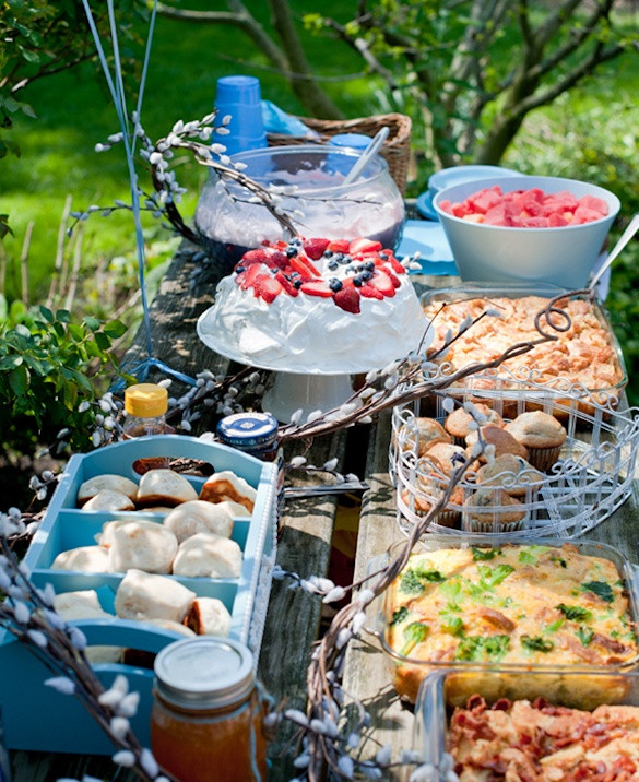 Backyard Party Menu Ideas  165 best images about Outdoor Kids Party Ideas on Pinterest