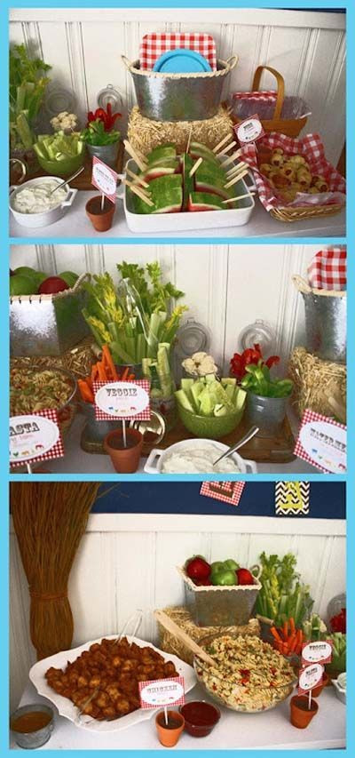 Backyard Party Menu Ideas  17 Best ideas about Backyard Party Foods on Pinterest