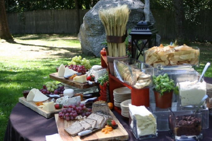 Backyard Party Menu Ideas  Outdoor Party Ideas for Summer Events in Boston • BG