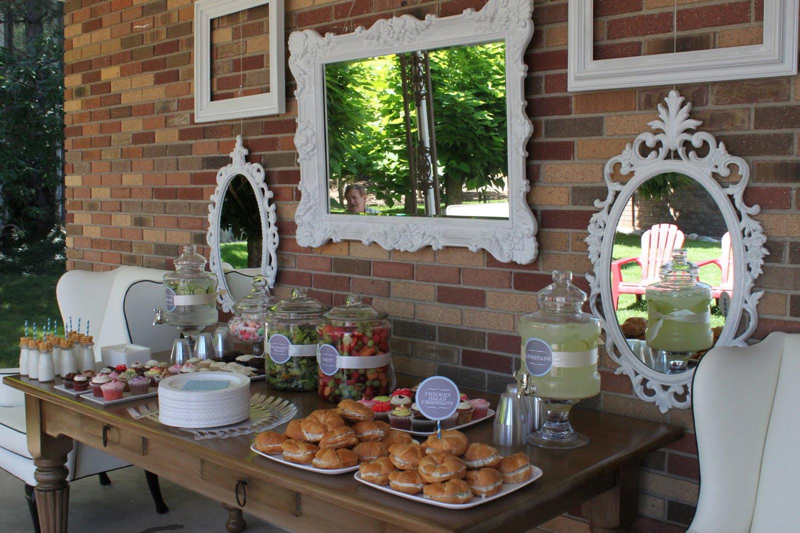 Backyard Party Menu Ideas  Party Ideas on Pinterest