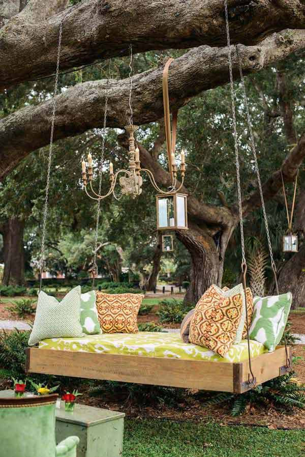 Backyard Party Seating Ideas  26 Awesome Outside Seating Ideas You Can Make with