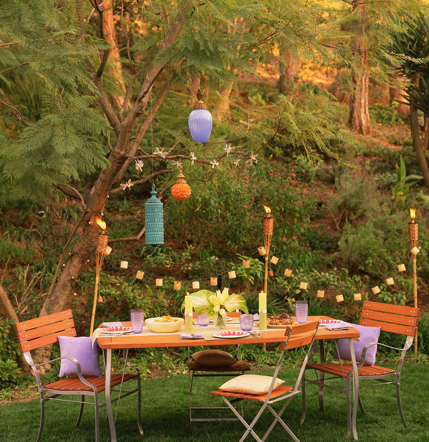 Backyard Party Seating Ideas  17 Outdoor Party Ideas for an Effortless Backyard